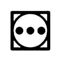 نقاط داخل دایره