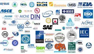 استانداردهای جهانی و شرکت صدرآراکس