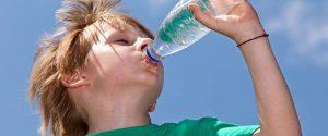 بالا بردن مصرف مایعات